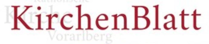 Kirchenblatt Vorarlberg 1