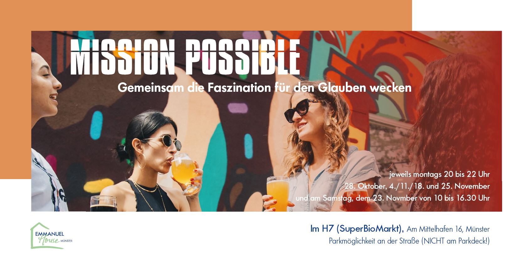 Mission Possible Münster