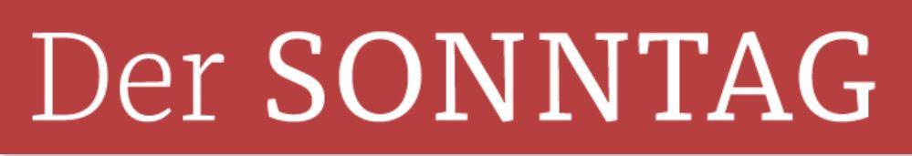 Logo Der Sonntag